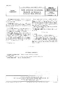 Środki pomocnicze dla garbarstwa - Garbniki syntetyczne - Oznaczanie liczby dyferencji BN-86/6063-21/05