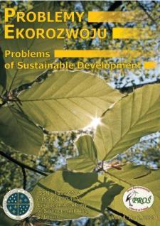 Problemy Ekorozwoju : studia filozoficzno-sozologiczne Vol. 4, Nr 2, 2009