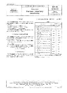 Odczynniki - Siarczan kobaltawy uwodniony BN-85/6191-01