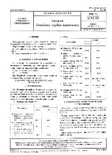 Odczynniki - Zasadowy węglan magnezowy BN-74/6191-09