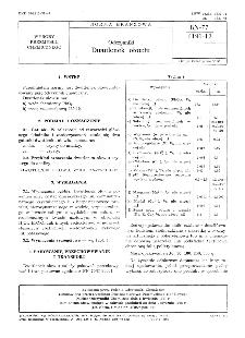 Odczynniki - Dwutlenek ołowiu BN-77/6191-12