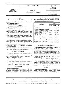 Odczynniki - Nadsiarczan amonowy BN-69/6191-14
