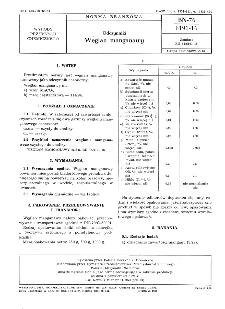 Odczynniki - Węglan manganawy BN-76/6191-16