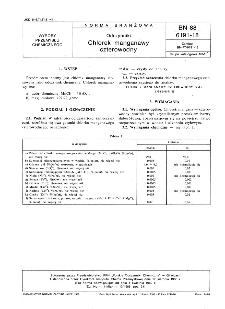 Odczynniki - Chlorek manganawy czterowodny BN-88/6191-18