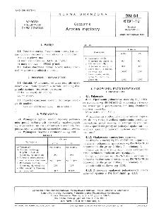 Odczynniki - Azotan rtęciowy BN-84/6191-19