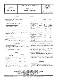 Odczynniki - Jodek kadmowy BN-81/6191-21