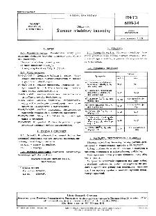 Odczynniki - Siarczan miedziowy bezwodny BN-73/6191-24