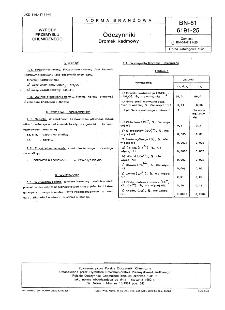 Odczynniki - Bromek kadmowy BN-81/6191-25