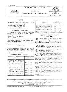 Odczynniki - Siarczan sodowy uwodniony BN-90/6191-38