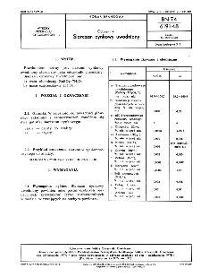 Odczynniki - Siarczan cynkowy uwodniony BN-74/6191-48