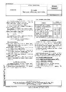 Odczynniki - Siarczan żelazowy uwodniony BN-66/6191-57