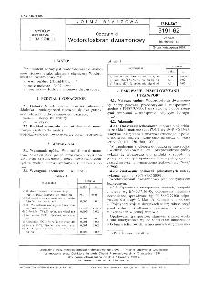 Odczynniki - Wodorofosforan dwuamonowy BN-90/6191-62
