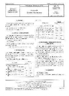 Odczynniki - Azotan kadmowy BN-76/6191-73
