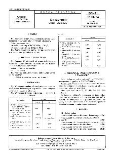 Odczynniki - Octan kadmowy BN-81/6191-74