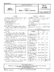 Odczynniki - Węglan sodowy bezwodny BN-69/6191-88