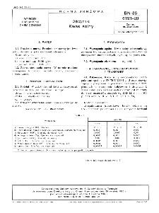 Odczynniki - Kwas solny BN-86/6191-90