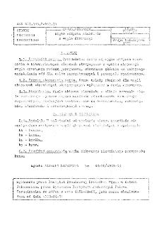 Węgle aktywne ziarniste z węgla drzewnego BN-86/6081-09