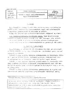 Wyroby z węgli uszlachetnionych - Masy konstrukcyjne BN-81/6083-09
