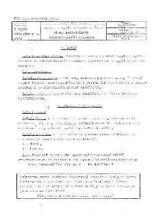 Wyroby z węgli uszlachetnionych - Bloki wykładzinowe elektrolizerów aluminium BN-89/6085-01