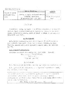 Wyroby z węgli uszlachetnionych - Tygieliki grafitowe do analizatorów typu LECO BN-83/6088-01