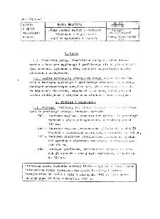 Różne drobne wyroby z tworzywa węglowego i grafitowego - Wspólne wymagania i badania BN-80/6089-06
