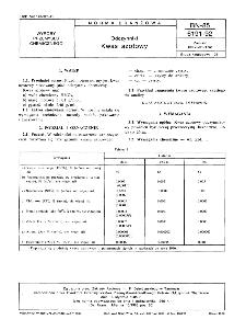 Odczynniki - Kwas azotowy BN-85/6191-92