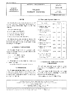 Odczynniki - Rodanek amonowy BN-79/6191-98