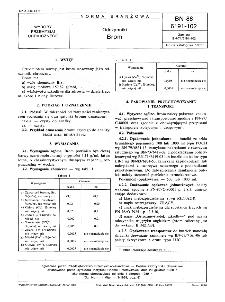 Odczynniki - Brom BN-88/6191-102
