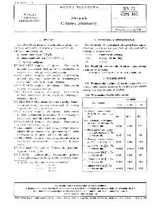 Odczynniki - Chlorek amonowy BN-71/6191-103