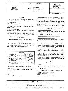 Odczynniki - Kwas chlorozłotowy - Roztwór BN-72/6191-107