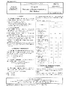 Odczynniki - Siarczan żelazawo-amonowy (Sól Mohra) BN-73/6191-109