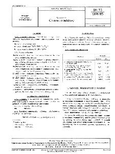 Odczynniki - Chlorek miedziawy BN-73/6191-115