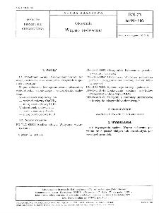 Odczynniki - Wapno sodowane BN-73/6191-116
