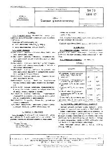 Odczynniki - Siarczan glinowo-amonowy BN-73/6191-117