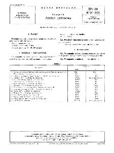 Odczynniki - Azotan potasowy BN-86/6191-106
