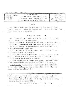 Wyroby z węgli uszlachetnionych - Elektrody grafitowe do elektrolizerów chlorków alkalicznych BN-87/6087-03