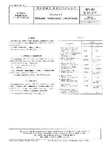 Odczynniki - Chlorek miedziowy uwodniony BN-89/6191-118