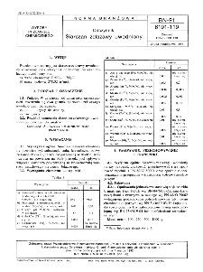 Odczynniki - Siarczan żelazawy uwodniony BN-91/6191-119