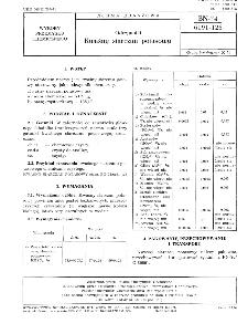 Odczynniki - Kwaśny siarczan potasowy BN-74/6191-126