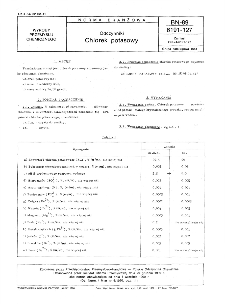 Odczynniki - Chlorek potasowy BN-89/6191-127