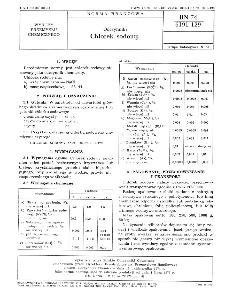 Odczynniki - Chlorek sodowy BN-74/6191-129