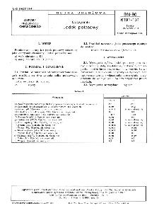 Odczynniki - Jodek potasowy BN-90/6191-131