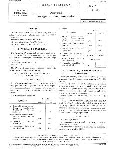 Odczynniki - Siarczyn sodowy uwodniony BN-74/6191-135