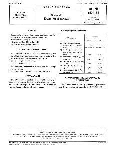 Odczynniki - Kwas molibdenowy BN-75/6191-138