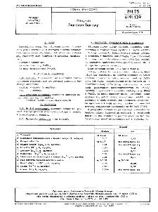 Odczynniki - Siarczan barowy BN-75/6191-139