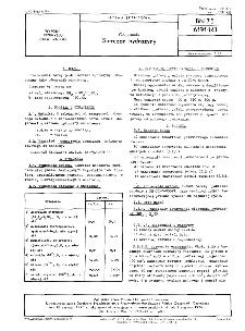 Odczynniki - Siarczan hydrazyny BN-75/6191-141