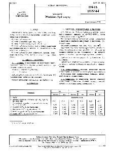 Odczynniki - Wodzian hydrazyny BN-76/6191-144