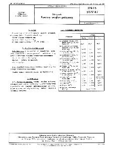Odczynniki - Kwaśny węglan potasowy BN-76/6191-147