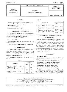 Odczynniki - Fluorek barowy BN-77/6191-149