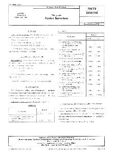 Odczynniki - Azotan bizmutawy BN-79/6191-150